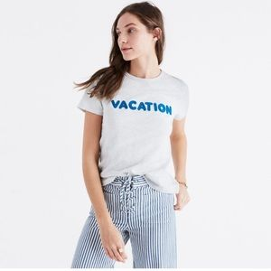 Madewell Vacation Tee